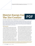 District Energy Enters the 21st Century