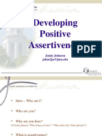 assertiveness.ppt