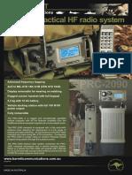 HF Barrett PRC-2090 Brochure