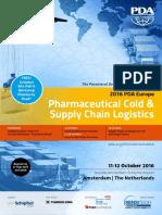 Pharma Cold Chain Logistics