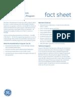 Mark v Revitalization Fact Sheet