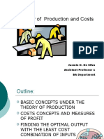 Cost of Production[1]