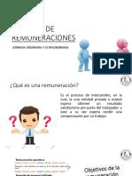 REGIMEN REMUNERATIVO - JORNADA ORDINARIA Y EXTRAORDINARIA