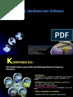 Modul T GIS (Hardware Software)