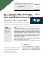 Does the smartest designer design better? , Sajjad Nazidizajin, AnaTomé,FranciscoRegateiro