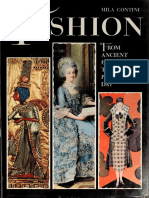 Fashion - From Ancient Egypt to the Present Day (Art eBook)