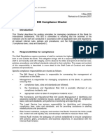 BIS Compliance Charter
