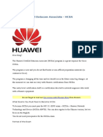 Huawei Certified Datacom Associate