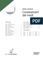 Coneixement Del Medi 2. Reforc i Ampliacio
