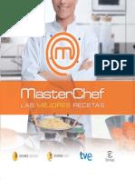 MasterChef. Las mejores recetas - RTVE.epub