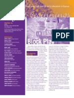 Child Start Newsletter - July / August 2010