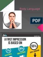 1 Body Language Ppt