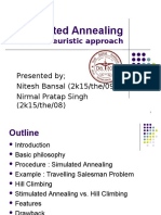 Simulated Annealing PPT
