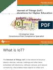 IoT by UT Dallas 022416