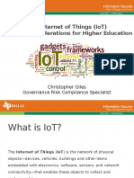 IoT by UT Dallas 022416