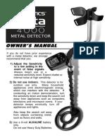 Delta 4000 Instruction Manual