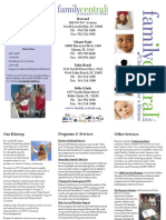 FCI General Programs & Services Brochure