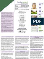 FCI Child Care Resource & Referral Brochure