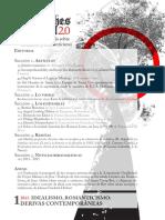 Kristisches Journal Nº1
