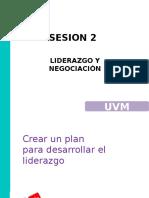 Sesion 2 Liderazgo 15 de Junio 2016