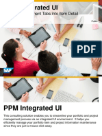 CS PPM IntegratedUI