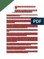 Structura Unei Lucrari de Diploma Teza de Disertatie Proiect Licenta