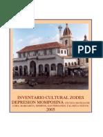 Inventario Cultural Zodes Depresion Momposina