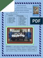Proyecto Cofre Del Saber 2016