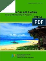 Kota Sorong Dalam Angka 2016