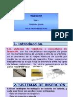 diapositivas de teijdo plano y punto