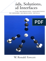 Liquids, Solutions, and Interfaces
