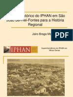 Arquivo Histórico, Fonte Para a História Regional