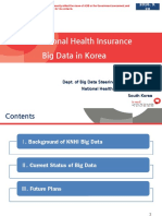 NHIS_National Health Insurance Big Data