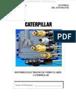 Manual Sistemas Electronicos Motores Caterpillar Mantenimiento Diagramas Componentes Eui Heui Cat Et Deteccion Fallas