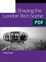 Trends Shaping the London Tech Scene