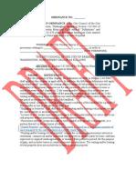 Bremerton rental license draft ordinance