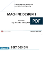 Chap2 Belt Drives for Printing