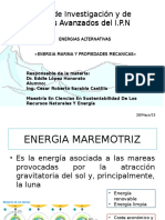 Presentacion energia Marina