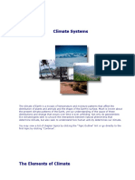 9. Climate Systems