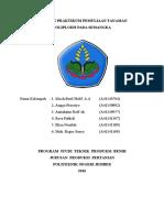 Laporan Praktikum Pemuliaan Tanaman Semangka Kel 3