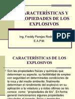 2da_clase CARACTERÍSTICAS PROPIEDADES  EXPLOSIVOS.ppt