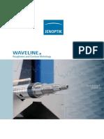 Waveline en Web
