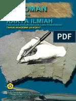 Buku Pedoman Karya Ilmiah FKIP 2016.pdf