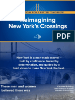 Governor Cuomo's presentation about MTA Crossings