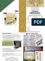 Buku Program Kemuncak Jaya SPM 2015