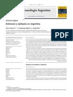Embarazo y Epilepsia en Argentina