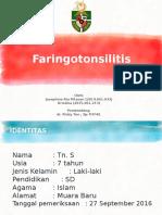 Case Faringotonsilitis