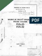 Freza FUS 25