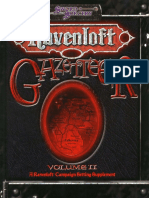 Ravenloft Gazetteer Volume 2