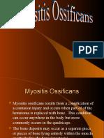 Myositis Ossificans 1 2